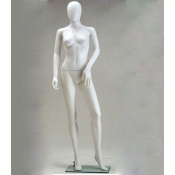 Plastic Display Mannequins Female - Mannequin woman plastic sfh-3