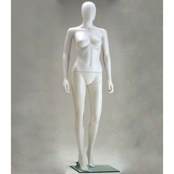 Plastic Display Mannequins Female - Plastic mannequin woman sfh-2