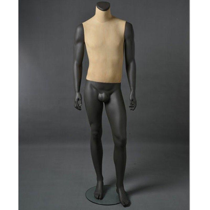 Mannequin vitrine homme cltu20 sans tête