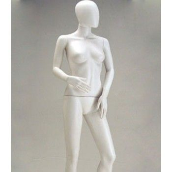 De plastico señora maniqui sfh-4
