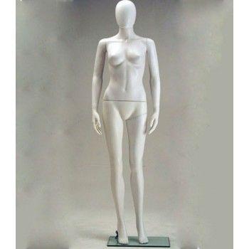 Mannequin femme plastique sfh-6