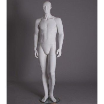 Abstract male mannequin...