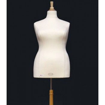 Femme mannequin grande taille buste femme xxxl
