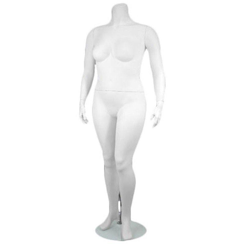 Woman plus size mannequin mannequin xxxl