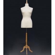 Mannequin grande taille femme : Buste femme xxl
