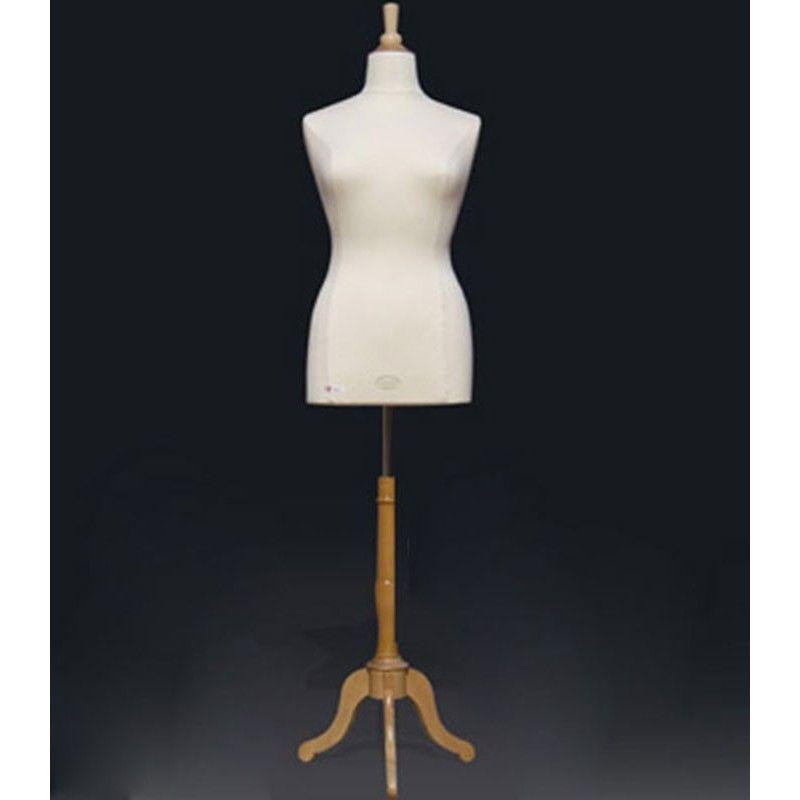 Mannequin woman plus size buste femme xxl
