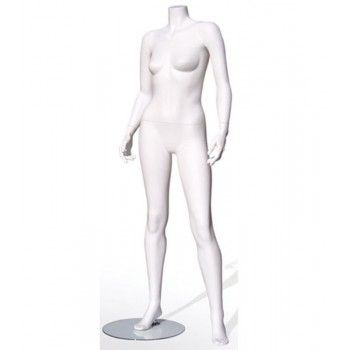 Mannequin woman package pack easy