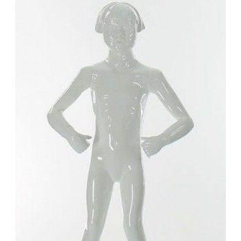 Stylisierte kinder schaufensterpuppe jc6g/ms chloe 12-jährigen