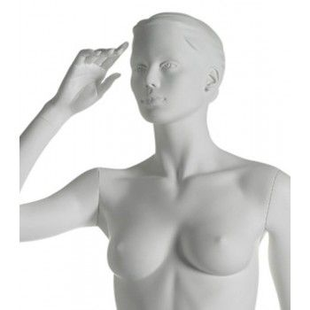 Stylized woman mannequin run ma-2