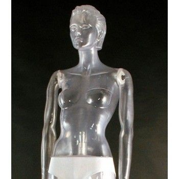 Transparent mannequins female 213nt