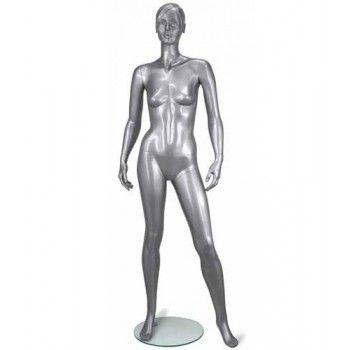 Señora maniqui esculpido y627