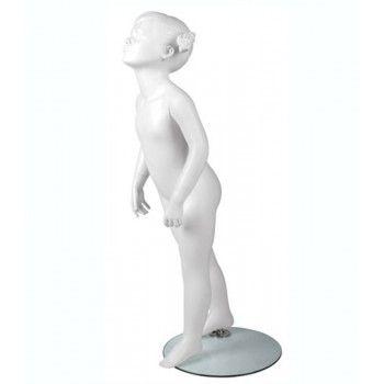 Maniqui esculpido niño cool...