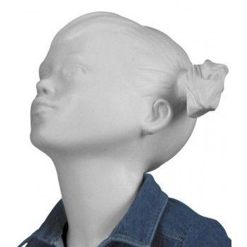 Maniqui esculpido niña cool kids - 4 años
