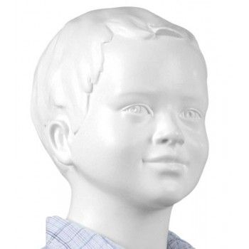 Mannequin stylisé enfant cool kids - Garçon 4 ans