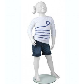 Stylized mannequin child cool kids - 6 years