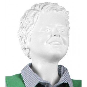 Maniqui esculpido niño cool kids-10 years