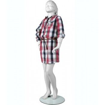 Child mannequin stylized girl -10 years