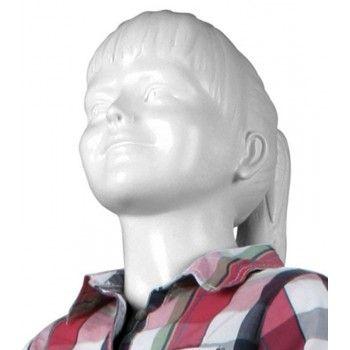 Maniqui esculpido niña 10 anos