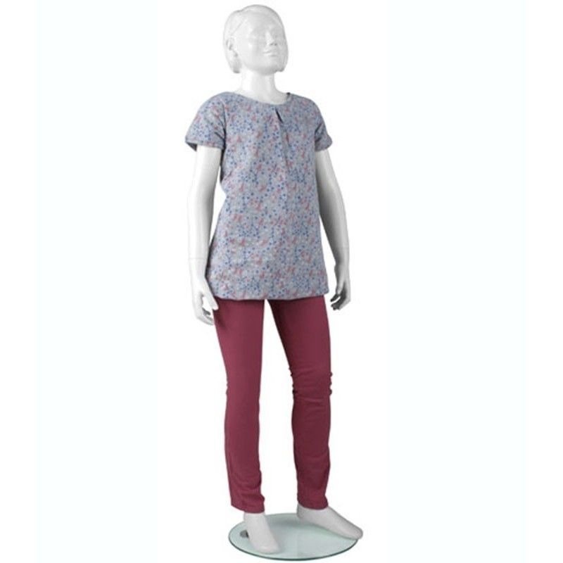 Child stylized mannequin cool kids-12 years