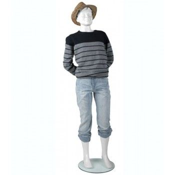 Stylized mannequin child cool kids -b14