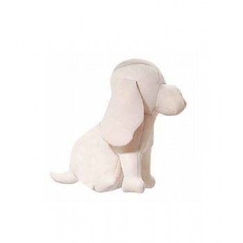 Flexible dog mannequin 6011