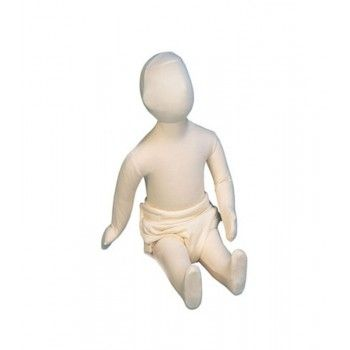 MANNEQUIN ENFANT FLEXIBLE 6 MOIS