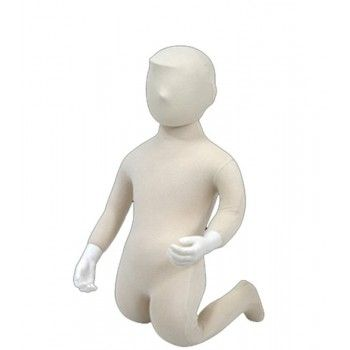 Flexible niño maniqui kid 1...