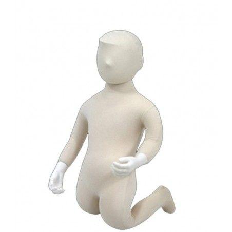 flexible-kinderschaufensterpuppe
