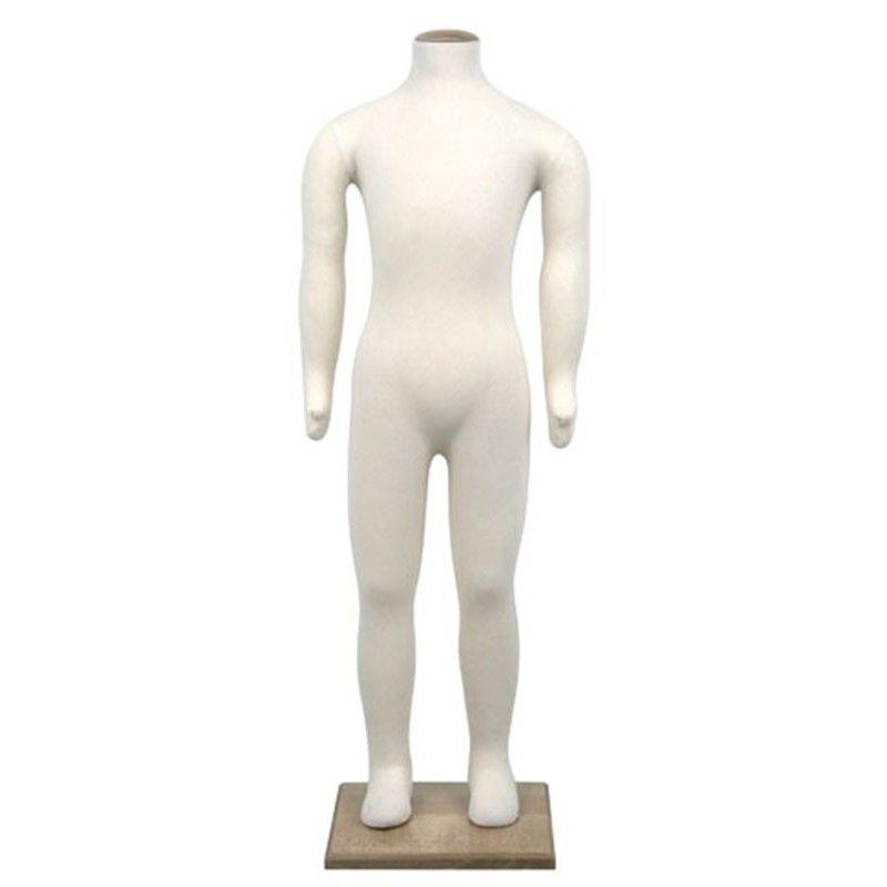 Flexibles Mannequin für Kinder 8 Jahre