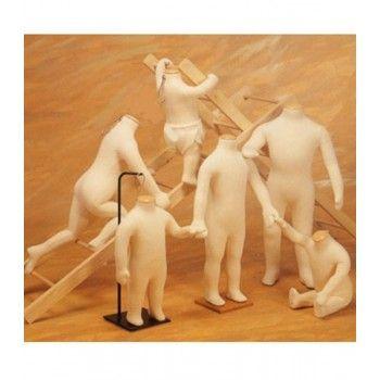Mannequin child flexible 10 years