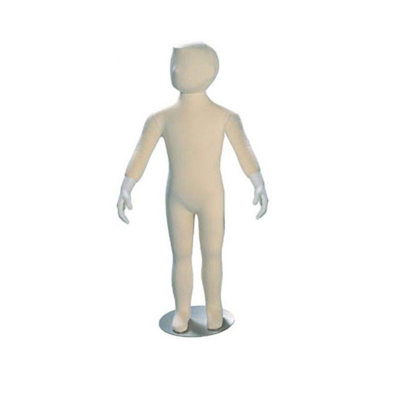 Mannequin enfant flexible 1 an kid flex