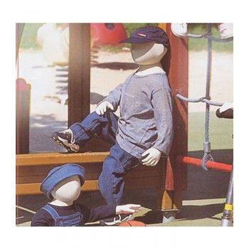 Vollbewegliche figuren 1 jahre kinder schaufenster