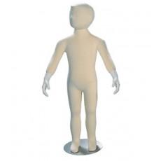 Mannequin child flexible kid flex 2 years