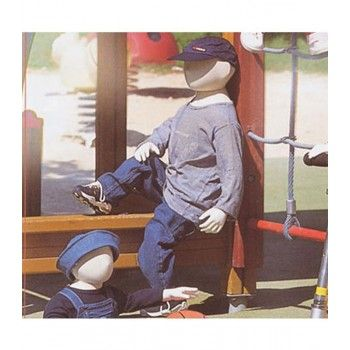 Mannequin flexible enfant kid flex 2 ans
