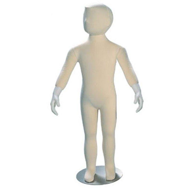 Mannequin flexible enfant kid flex 4 ans hh
