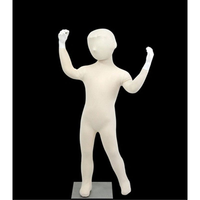 Manichini bambino flexible 4 anni 78 cm