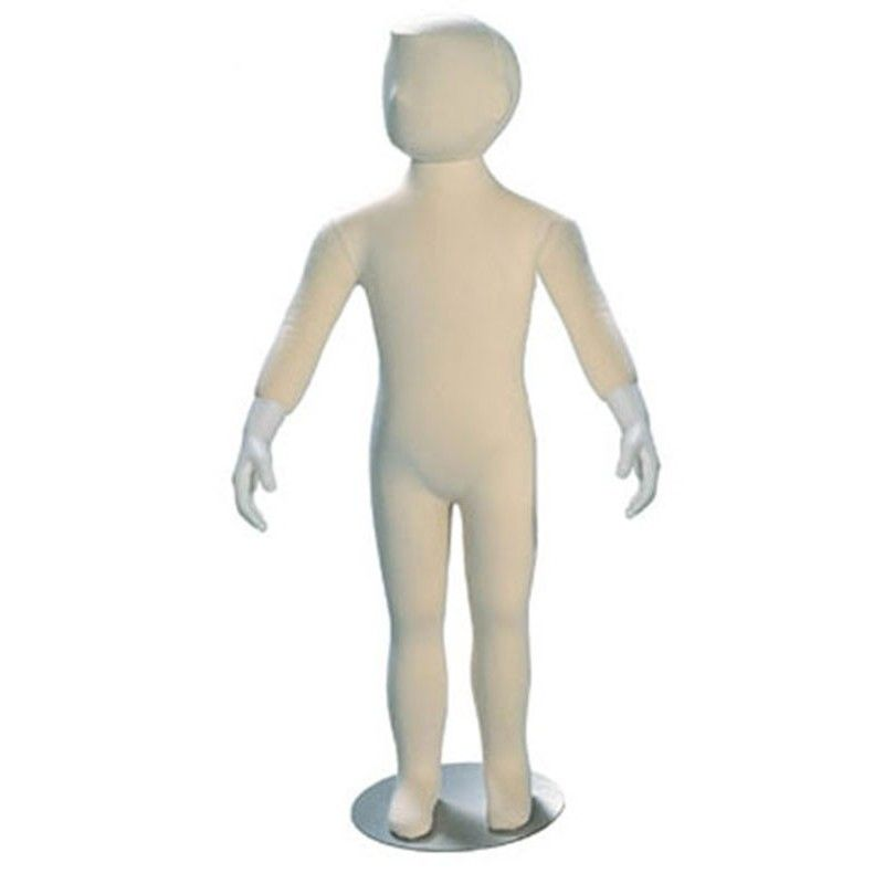 Flexible kid mannequin 12 years old dp4227