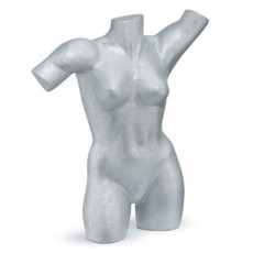 Bust mannequin woman do1040