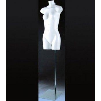 Maniqui busto de señora rm226-3
