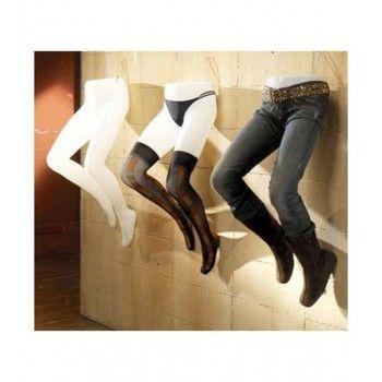 Female legs mannequins d20