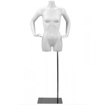 Femme mannequin buste buste y361/2
