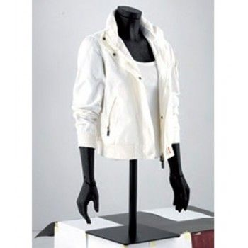 Woman bust mannequin buste flex f