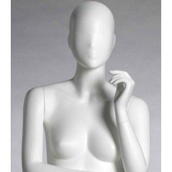 Bust woman head ma40b