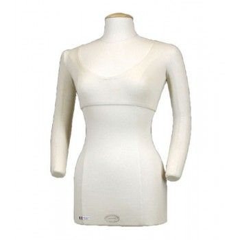 Mannequin buste couture femme flexible arms