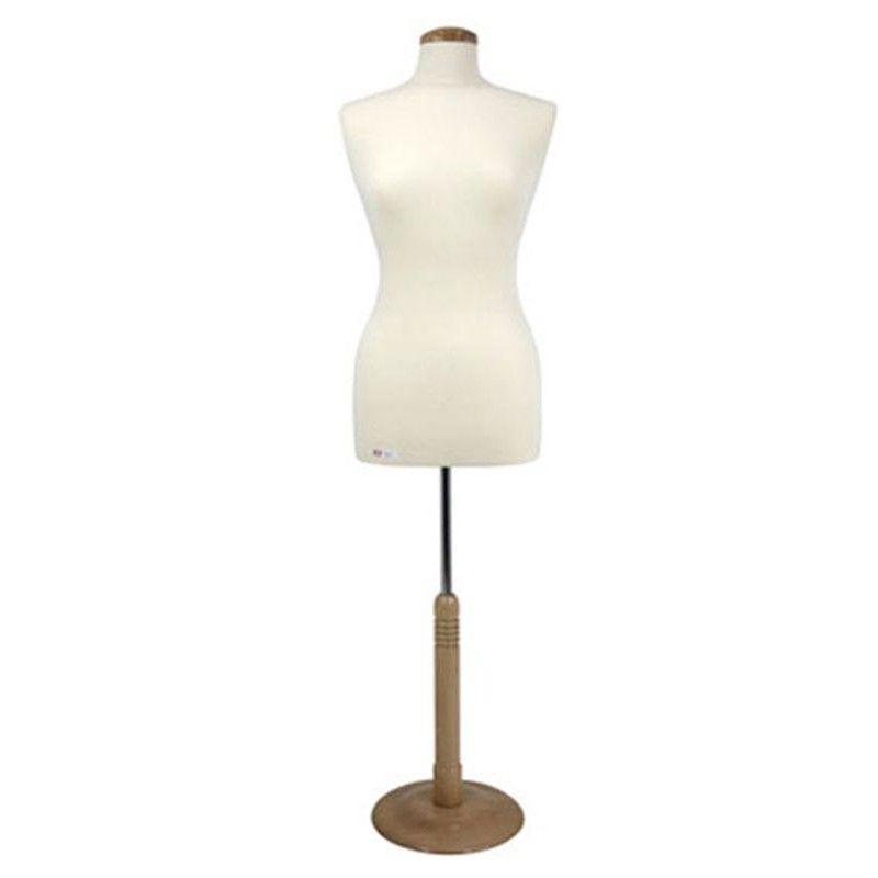 Buste couture femme vendome pied marron bvf6-br