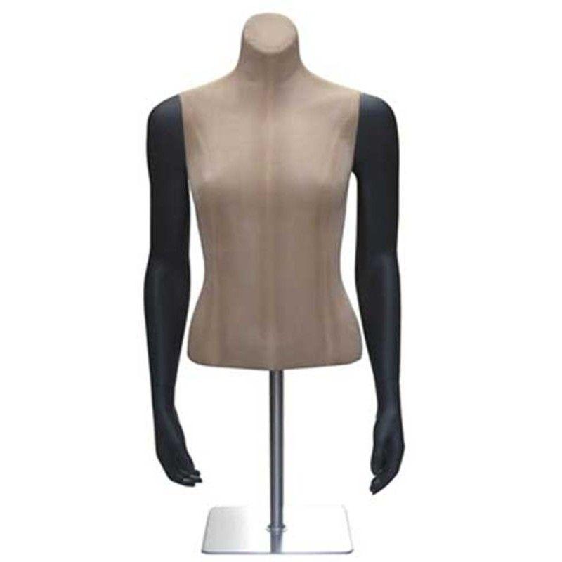 Female bust mannequin vintage bp3w