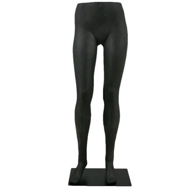 Schaufensterfigur damenbeine legs female black