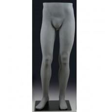 Herrenbeine schaufensterfigur grau