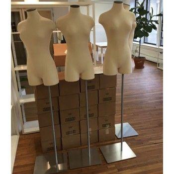 Busti sartoriale donna con base in metallo b267