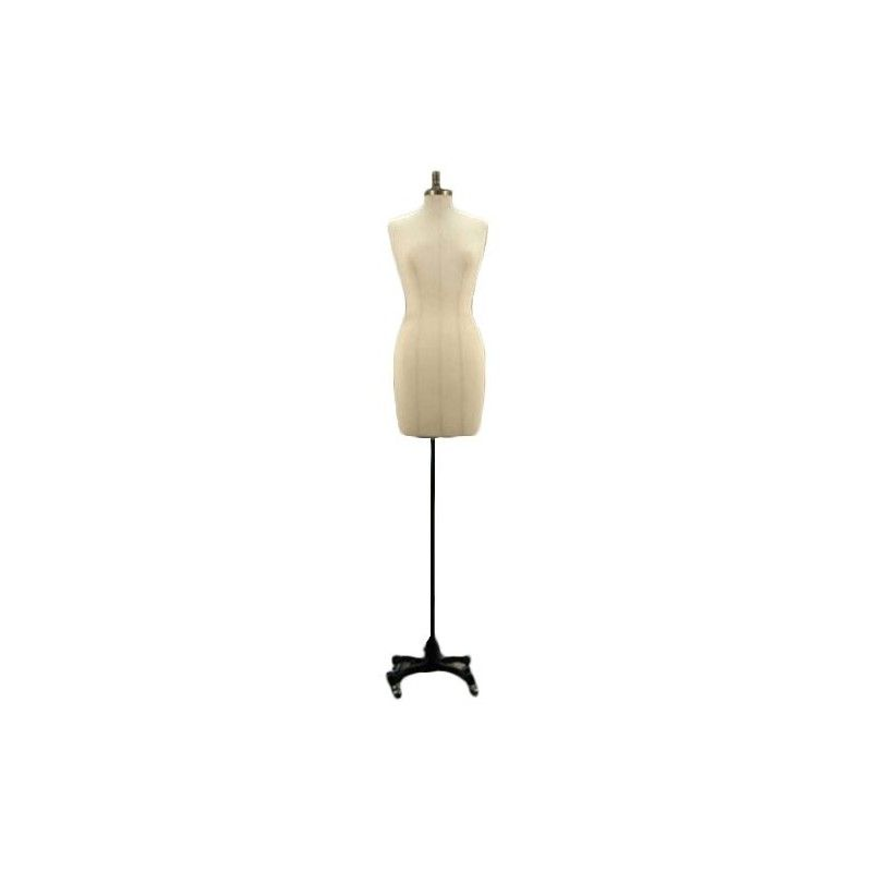 Tailored bust mannequin woman buste femme chicago